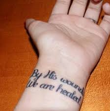 bible verses tattoos on wrist tattoos book 65 000 tattoos designs