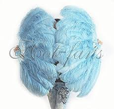 feather fans hot fans single layer ostrich feather fan 24 x 41 for