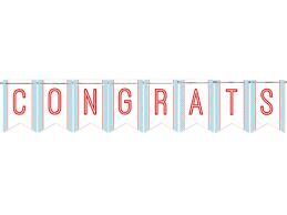 congratulation banner wonderful congratulations banner template images exle resume