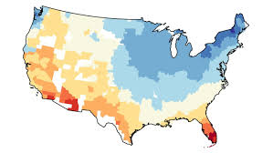 Show Me The Weather Map Global Warming Has Made The Weather Better For Most In U S But