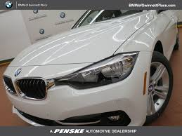 2017 used bmw 3 series 330i at united bmw serving atlanta