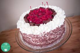 black forest cake snaphappy foodie