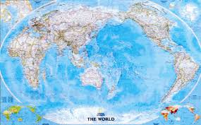 World Map Large by Mapco Trading Products U0026 Services