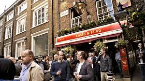 Lamb And Flag London U0027s Oldest Pubs 10 Of The Best Cnn Travel