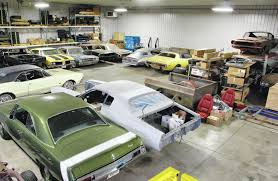 this guy s garage muscle car restoration hot rod network john balow garage muscle car restorations