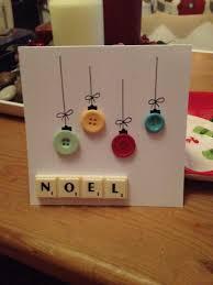 28 diy christmas card ideas for families diy christmas button