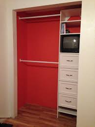decorating interesting lowes closet systems with hanging clothes
