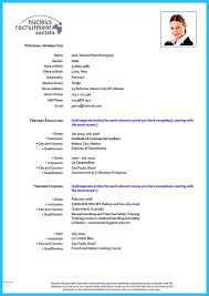 Resume Examples Qld by Excellent Culinary Resume Samples To Help You Approved