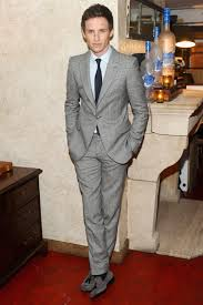 light grey suit combinations the eddie redmayne suited man lookbook photos gq