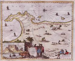 Cape Of Good Hope On World Map by A Map Of The Cape Of Good Hope With Its True Situation Michael