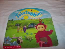 free teletubbies po book books listia