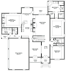4 bedroom open floor plans 3 bedroom 3 bath floor plans fabulous 4 bedroom 3 bath house floor