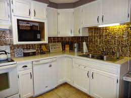 interior country kitchen backsplash aspect metal backsplash