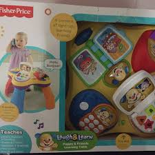fisher price laugh learn puppy friends learning table fisher price laugh learn puppy n friends learning table babies