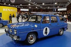 renault cars 1965 file paris retromobile 2014 renault 8 gordini type 1134 1965