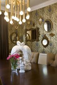 Wallpaper For Dining Room by Mey Fern Wallpaper By Nina Campbell Distributed By Osborne