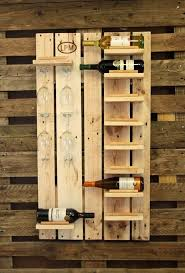 how to make a pallet wine rack by dbffbceedafaddbf wooden pallets
