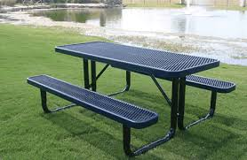 Commercial Picnic Tables And Benches Thermoplastic Coated Picnic Tables Commercial Picnic Tables