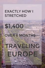 long term car rental europe 10 surprisingly affordable european travel destinations european
