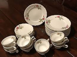 bond china pompadour l m lipper mann china pompadour saucer 2 49 picclick