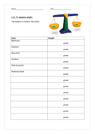 weight resources by misshammersley teaching resources tes