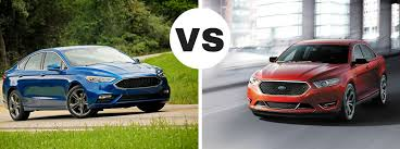 difference between ford fusion se and sel see the difference between the ford fusion sport and taurus sho