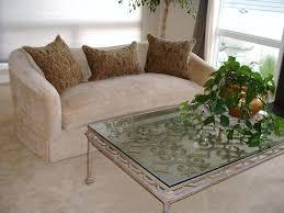 Curved Back Sofa by Bizx Fog City Furnishings