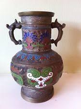 Japanese Dragon Vase Japanese Cloisonne Vase Ebay