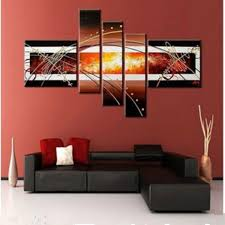 Canvas Painting For Home Decoration by Lots Modern Abstract Canvas Art Wall Decor Oil Painting No Framed