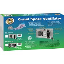 crawl space ventilation fan crawl space vent fan lowes education photography com