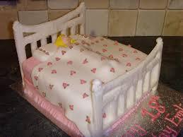 novelty birthday cakes bed birthday cake 18th birthday bed cake flickr