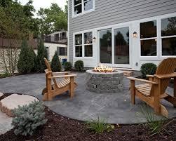 Backyard Concrete Patio Patio New Simple Concrete Patios Decorations Concrete Patios