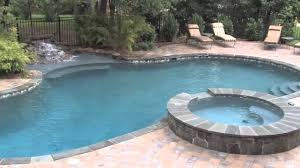 Great Pool Great Falls Pools New Swimming Pool Construction Youtube