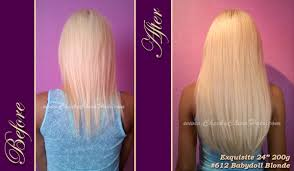 baby doll hair extensions gallery