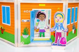 Magnetic Home Design Kit by Malia U0027s House Build U0026 Imagine