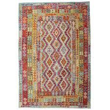 Weave Rugs Afghan Kilim Rugs Contemporary Rugs Flat Weave Rug From