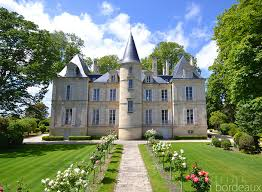learn about chateau pichon baron a visit to château pichon lalande in pauillac chateau guide