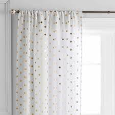 better homes and gardens polka dots curtain panel walmart com