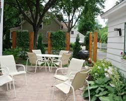 Ideas For Small Backyard Spaces Outdoor Design Ideas Creating Privacy In Small Outdoor Spaces