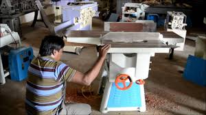 Woodworking Tools India by Combi Planer Machine By Dhanjal Mechanical Works Pvt Ltd Youtube