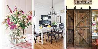 interior country home designs 25 ways to add farmhouse style to any home rustic country home