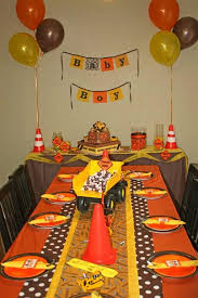 construction baby shower 77 best baby shower construction theme images on