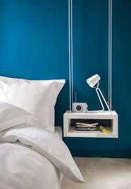 chambre peinte en bleu luxe couleur de peinture pour chambre adulte ravizh com