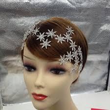 sparkly hair fashion sparkly tiara hair hoop silver plated