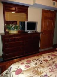 Bedroom Tv Dresser Bedroom Tv Dresser Bedroom 2 Dresser Mirror Mountain Inn
