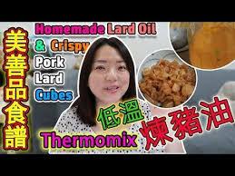 thermom鑼re de cuisine 炸豬油 pork 美善品thermomix tammy in hk 新浪部落 美善品