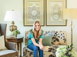 Lauren Liess Interiors Lauren Liess U0027 Modern Approach To Chintz Southern Living