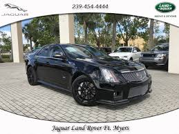 2009 cadillac cts v horsepower pre owned 2009 cadillac cts v base 4d sedan in fort myers