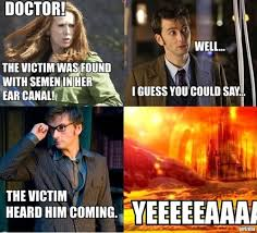 Horatio Caine Memes - image 245468 doctor who know your meme