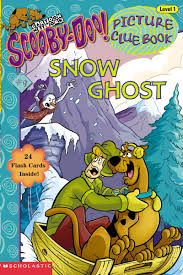 scooby doo thanksgiving snow ghost by robin wasserman scholastic